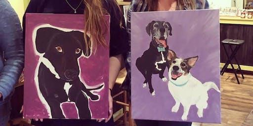 Paint your Pet at Pet Wants in Jeffersontown
