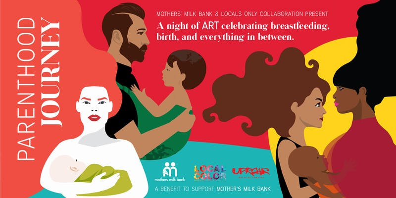 Parenthood Journey San Jose Mothers'Milk Bank Fundraiser