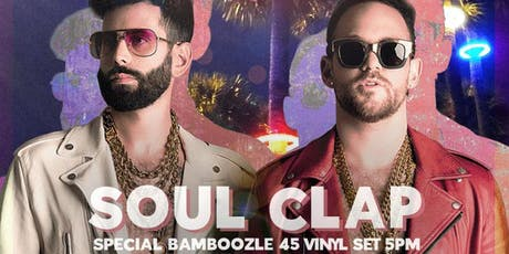 Soul Clap [Eli and Charlie] Crew Love/ US tickets