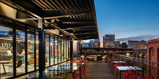 Rooftop sweat + Happy Hour with Rio Fitness & Kinis Barefoot