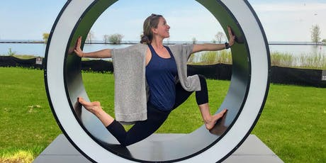 Yoga by the Water - SUNSET YOGA tickets