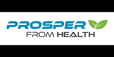 Prosper From Health tickets