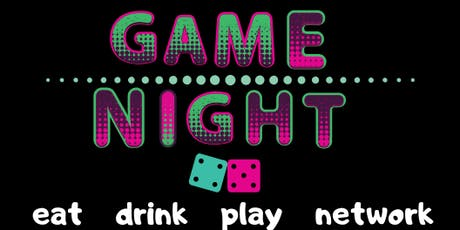 FRIDAY GAME NIGHTS: EAT, PLAY, DRINK, NETWORK tickets