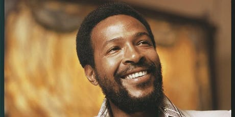 Marvin Gaye U.S. Post Office Naming tickets