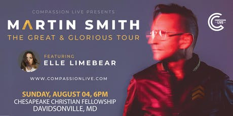 Martin Smith | Davidsonville, MD tickets