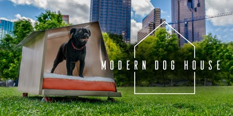 Modern Dog House Kickstarter Launch Party-with Cane Rosso Dog Rescue tickets