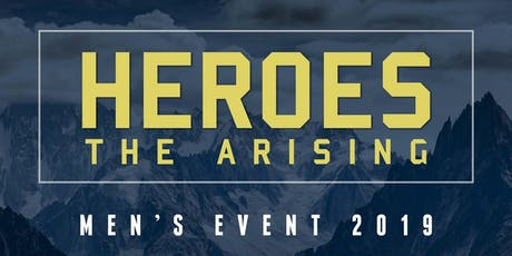 Men's Event: HEROES tickets