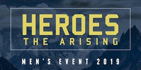 Men's Event: HEROES tickets