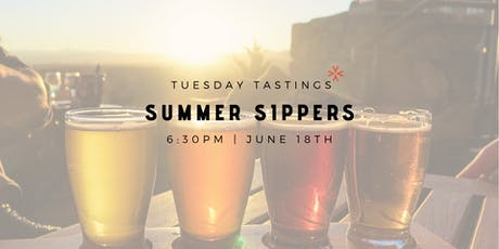 Summer Sippers tickets