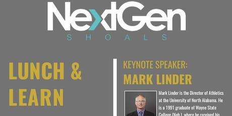 NextGen Shoals Lunch & Learn with Mark Linder tickets