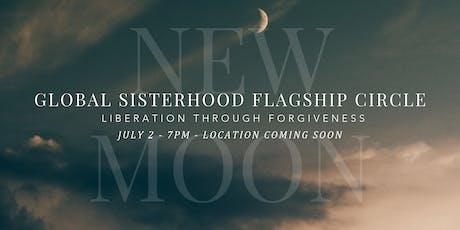New Moon Circle: Liberation Through Forgiveness tickets