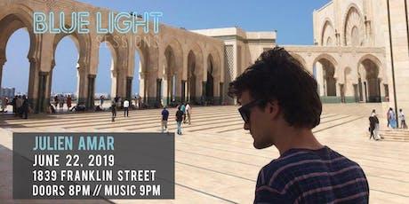 Blue Light Sessions : Julien Amar Album Release tickets