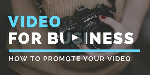 "Camarillo Library Presents - ""How To Use Video To Promote Your Business"""