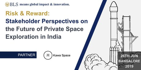 Risk & Reward: Perspectives on the Future of Private Space Exploration tickets