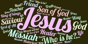 Who Is Jesus? Community Bible Study