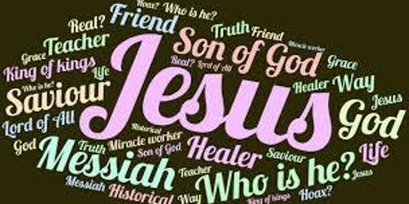 Who Is Jesus? Community Bible Study tickets