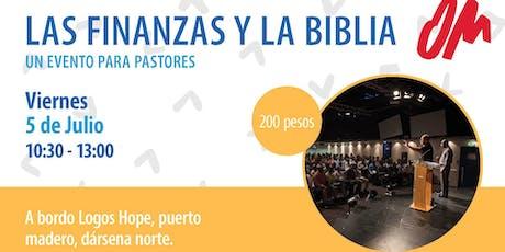 Las Finanzas y la Biblia entradas
