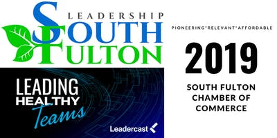 2019  Leadership South Fulton