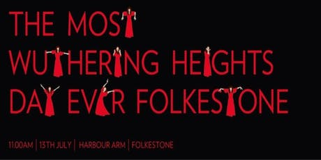 Wuthering Heights Folkestone 2019 tickets