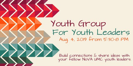 Youth Group for Youth Leaders tickets
