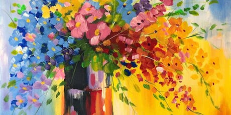 Floral Delight Sunday Night Paint Party tickets