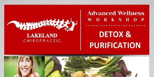 "Advanced Wellness Workshop ""DETOX & PURIFICATION"""