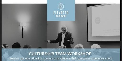 CultureShift Workshop