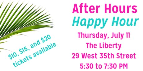Literacy Partners After Hours tickets