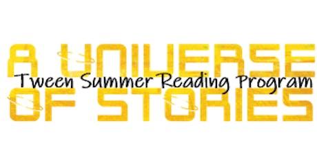Middle School Summer Reading- Super Smash Bros Tournament tickets