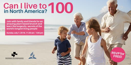 Can I live to 100 in North America?