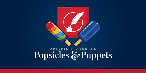 Pospicles and Puppets @ Legacy Pre-Kindergarten June 22