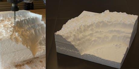 Taller de Router CNC 3D entradas