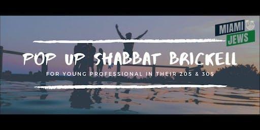 Hello Summer! Pop Up Shabbat