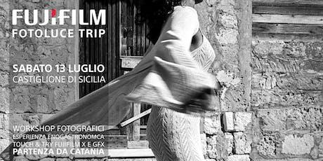 Fujifilm Fotoluce Trip tickets