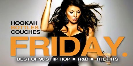 The Friday Exchange at Henke & Pillot | Best of 90's Hip Hop |R&B | The Hits tickets