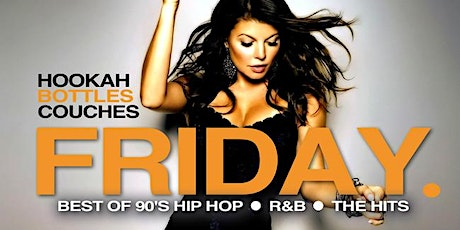 The Friday Exchange at Henke & Pillot:Best of 90's 00's Hip Hop|R&B|The Hits tickets