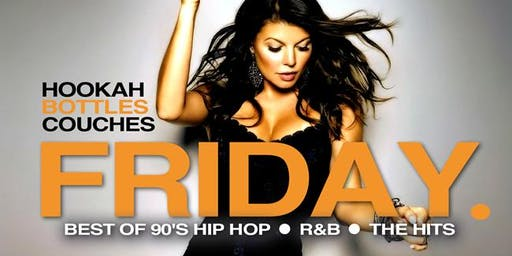 The Friday Exchange at Henke & Pillot:Best of 90's 00's Hip Hop|R&B|The Hits