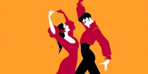 Flamenco at Vinos on Galt