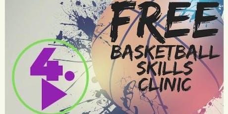Free Basketball Skills Clinic tickets