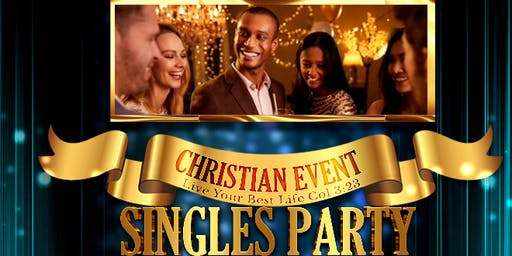 6/29 Christian Singles Partyeee - Sioree