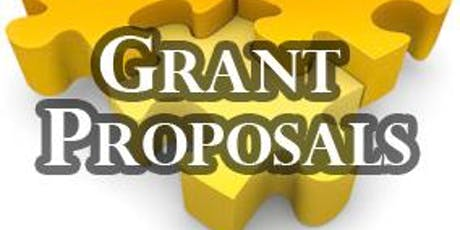 Keys to Successful Grant & Proposal Writing tickets
