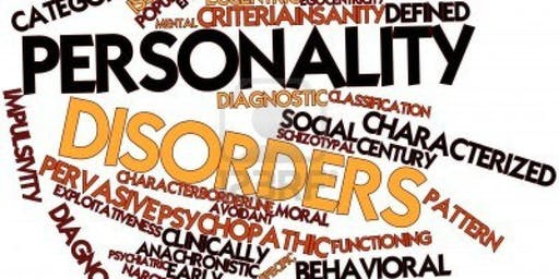 Personality Disorder Training