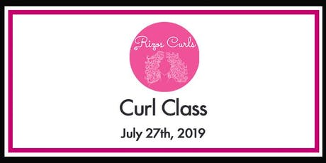 Rizzo's Curls Curl Class tickets