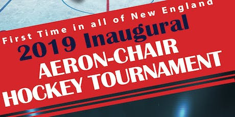 2019 Inaugural Lexington Group Aeron-Chair Hockey Tournament tickets