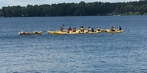 Camp Cherry Lake with Gilchrist County 4-H