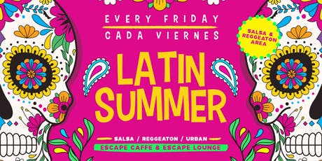 Latin Summer tickets