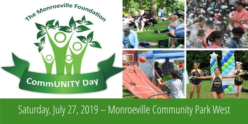 2nd Annual Monroeville CommUNITY Day