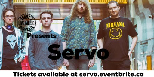 Servo - Gabby's Live Music Showcase