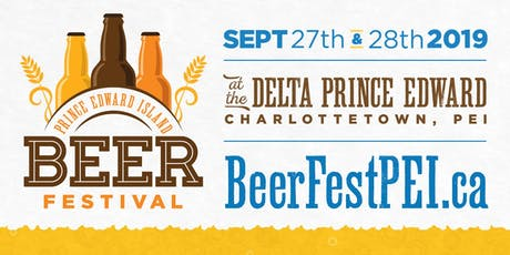 2019 PEI Beer Festival - Saturday Afternoon tickets