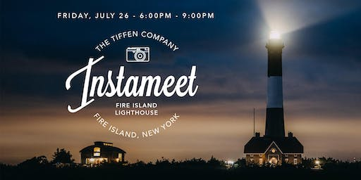 Tiffen Instameet at the Fire Island Lighthouse
